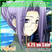 Navel『Soul Link ULTIMATE』を応援しています!